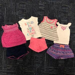 3 month old Carter's bundle